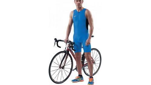 BODY DUATHLON ROYAL SLEEVELESS