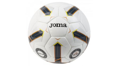 BALL FIFA PRO FLAME II WHITE-BLACK T.5 -PACK 12-