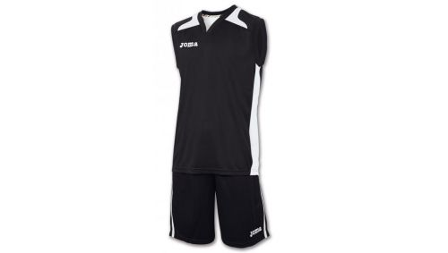 CANCHA BASKETBALL SET BLACK