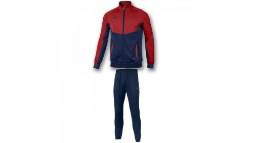 TRENING ESSENTIAL MICRO NAVY-RED