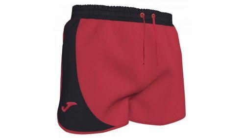 COSTUM DE BAIE RED-BLACK