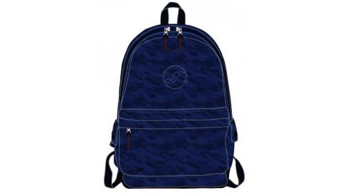 BACKPACK CAMOUFLAGE NAVY -BACK TO SCHOOL-