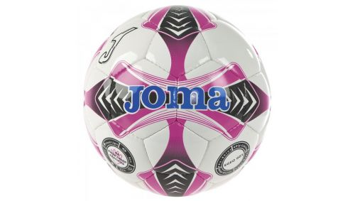 EGEO 001.5 PINK-ANTHRACITE SOCCER BALL