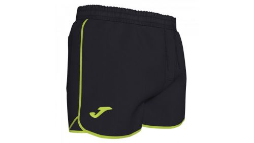 COSTUM DE BAIE Sort BLACK-LIME