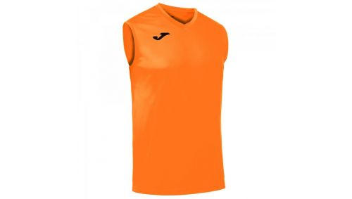 COMBI SHIRT ORANGE SLEEVELESS