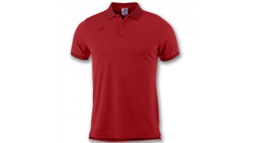 S/S Tricou Polo SHIRT COMBI VENICE WITH STRIPES RED