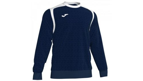 Swheatshirt CHAMPION V DARK NAVY-WHITE
