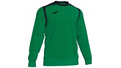 Swheatshirt CHAMPION V GREEN-BLACK