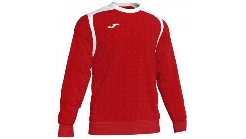 Swheatshirt CHAMPION V RED-WHITE