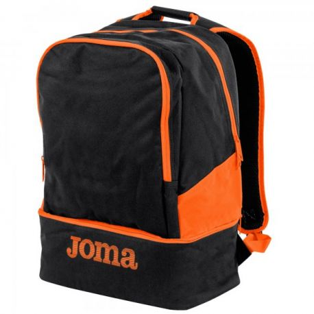 Rucsac ESTADIO III BLACK-ORANGE