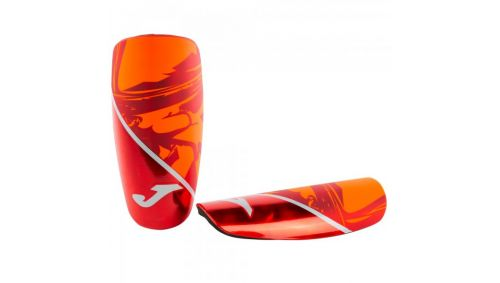 Tibiere SPARTAN RED-FLUOR ORANGE-SILVER
