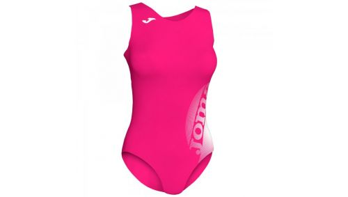 COSTUM DE BAIE LAKE II DARK FUCHSIA-WHITE Dama