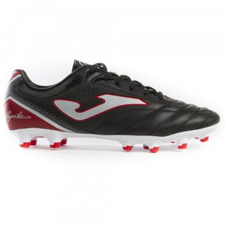 AGUILA 906 BLACK-RED FIRM GROUND
