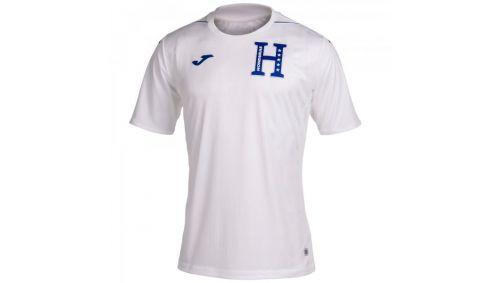 1ST Tricou F.F. HONDURAS WHITE S/S R.