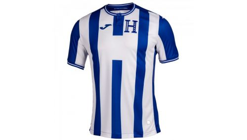 2ND Tricou F.F. HONDURAS ROYAL S/S Dama