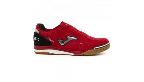 TOP FLEX NOBUCK 906 RED INDOOR