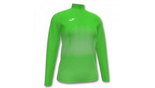 ELITE VII SWEATSHIRT FLUOR GREEN-WHITE