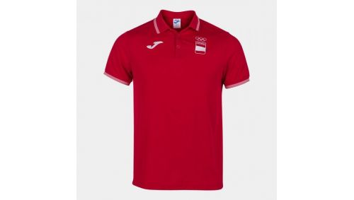 FREE TIME POLO COE RED