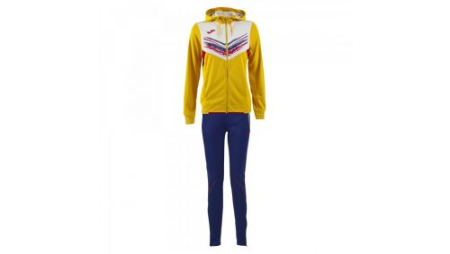 TRENING TERRA II YELLOW-WHITE-NAVY WOMAN