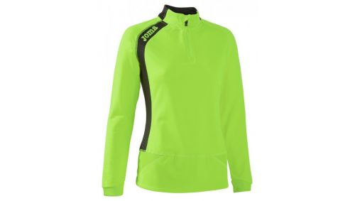 HANORAC 1/2  ZIPPER ELITE V FLUOR GREEN