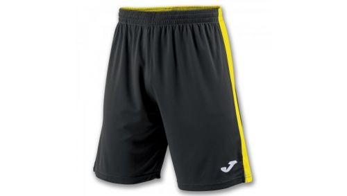 TOKIO II SHORT BLACK-YELLOW