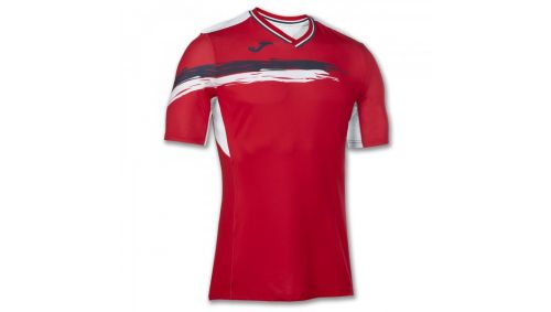 TRICOU TENIS PICASHO RED-NAVY S/S