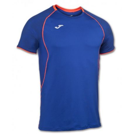 TRICOU RUNNING ROYAL S/S