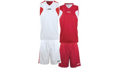 SET BASKET REVERSIBLE WHITE-RED