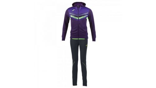 TRENING TERRA II PURPLE-BLACK WOMAN