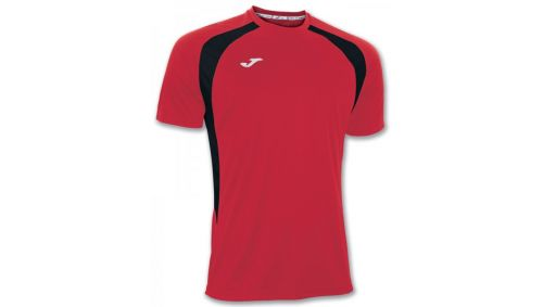 TRICOU CHAMPION III RED-BLACK S/S