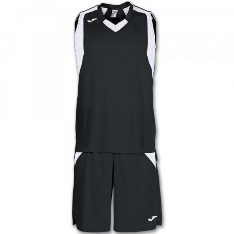 SET FINAL BLACK-WHITE SLEEVELESS