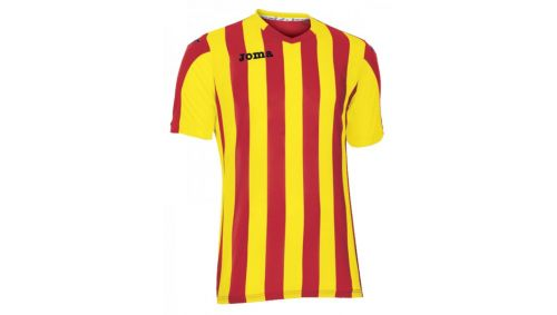 TRICOU COPA RED-YELLOW S/S