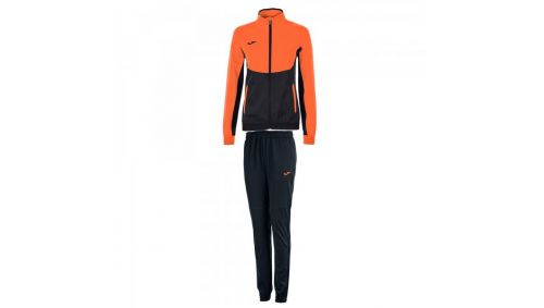 TRENING ESSENTIAL MICRO BLACK-ORANGE WOMAN