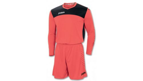 GOALKEEPER SET AREA IV ORANGE-BLACK TRICOU+SORT