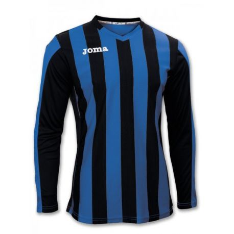 TRICOU COPA ROYAL-BLACK L/S