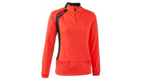 HANORAC 1/2  ZIPPER ELITE V FLUOR CORAL
