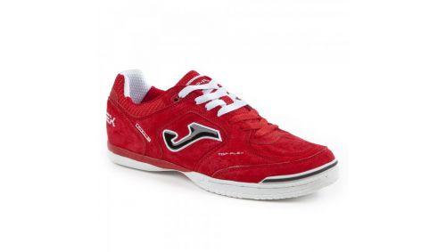 TOP FLEX NOBUCK 806 RED INDOOR