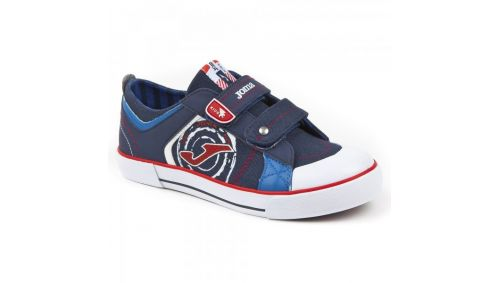C.PARK JR 833 NAVY-RED