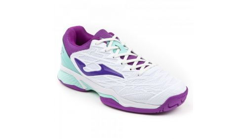 T.ACE PRO LADY 802 WHITE ALL COURT