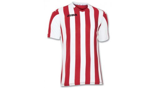 TRICOU COPA RED-WHITE S/S