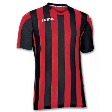 TRICOU COPA RED-BLACK S/S