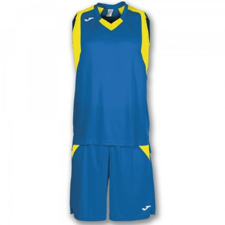 SET FINAL ROYAL-YELLOW SLEEVELESS