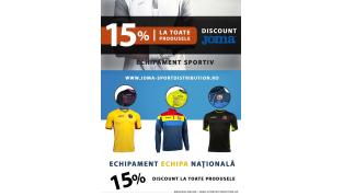 Discount la Toate Produsele Joma Sport